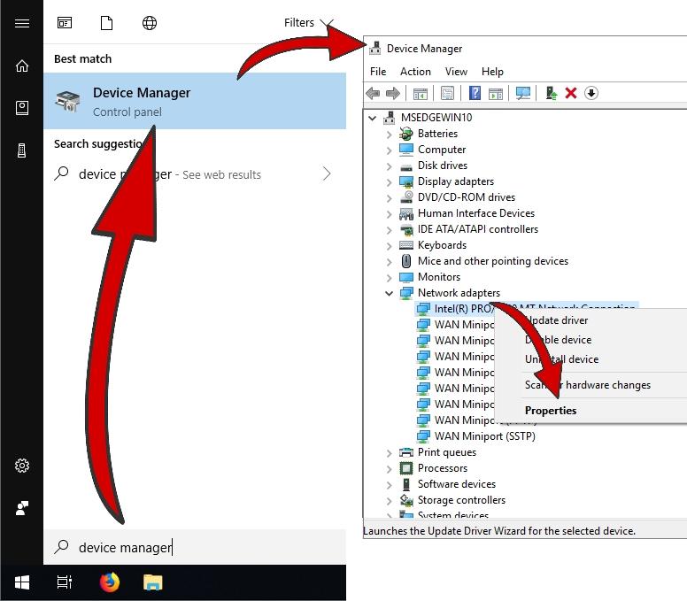 Changing your MAC address in Windows - inc0x0